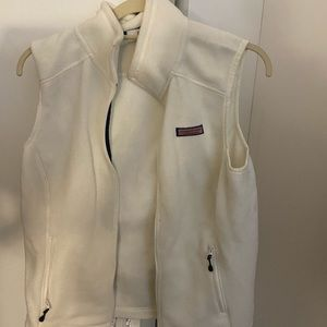 White vest - never worn